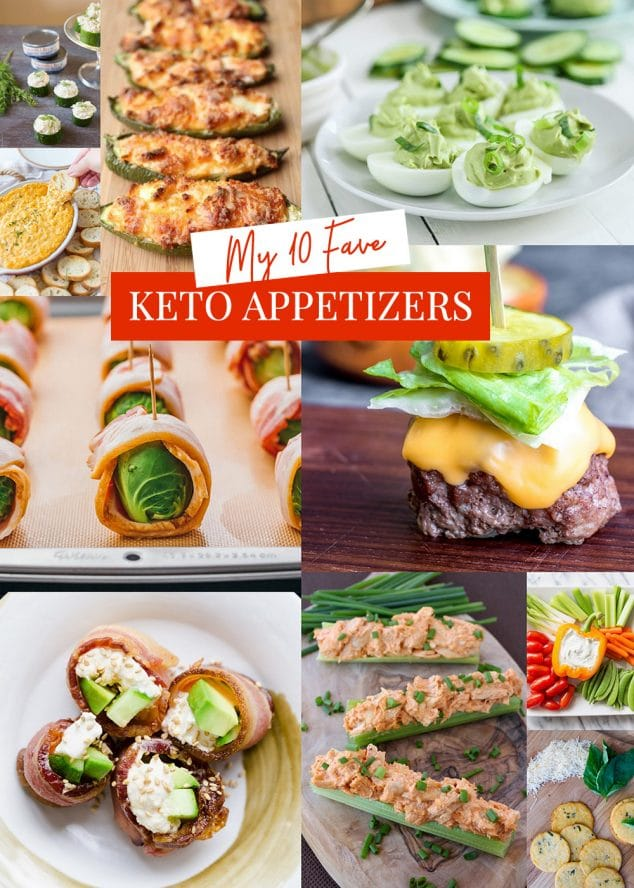 Keto Appetizers Top 10 Low Carb Party Foods Keto Friendly