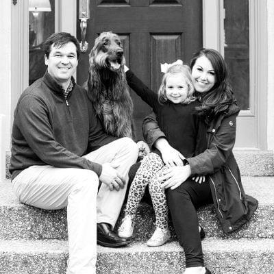 Courtney Whitmore Pizzazzerie - Family Photo