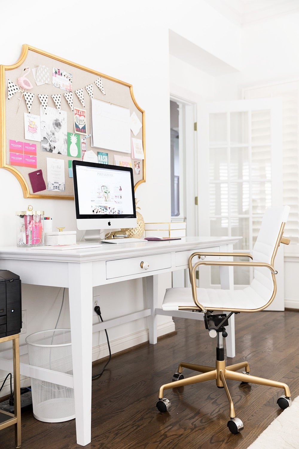 Blog Home Office