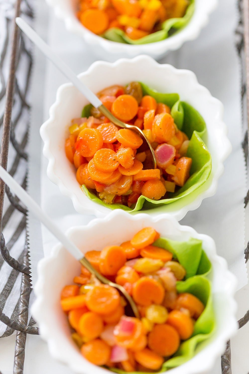 Copper Pennies Carrot Salad Recipe