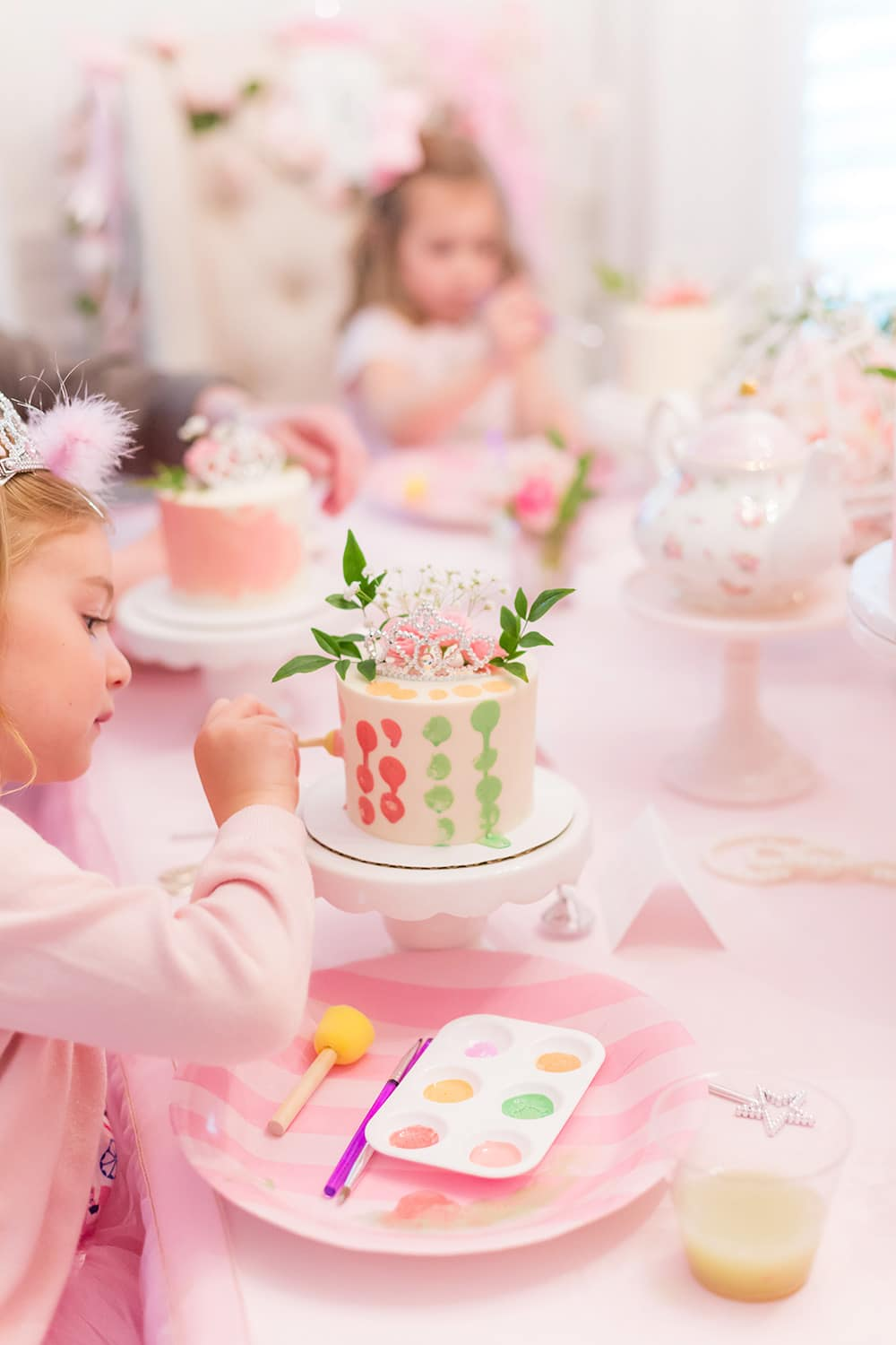Cake Painting Tips and Tricks