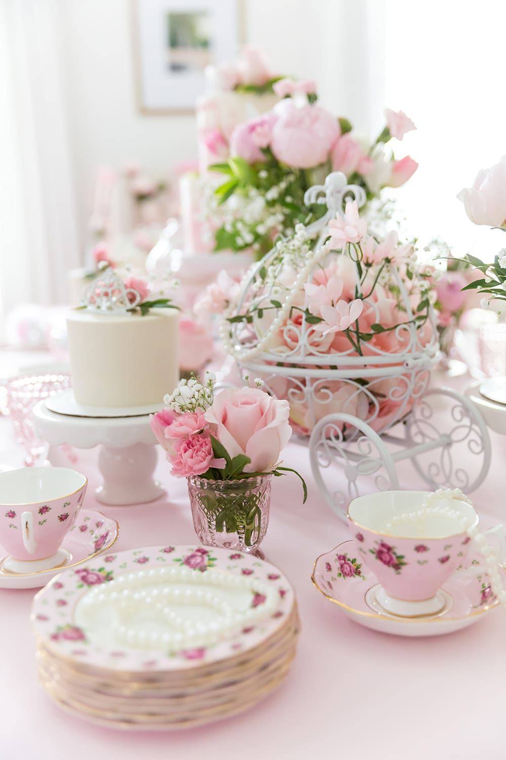 Children's tea Party