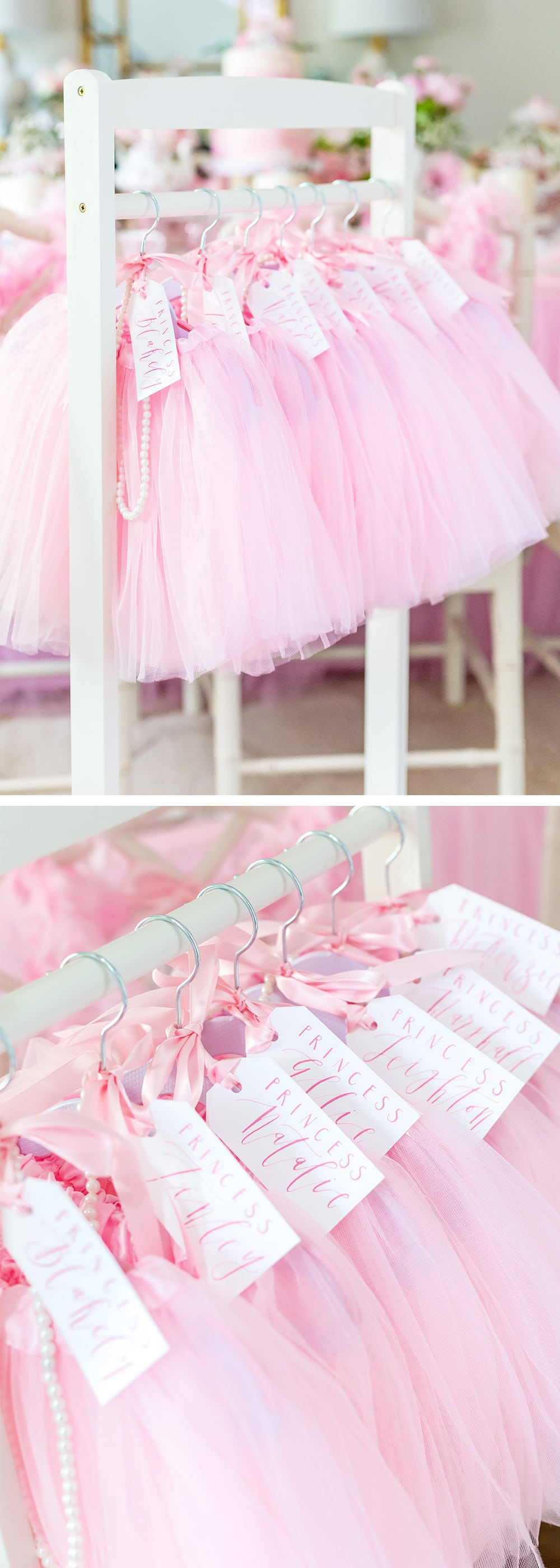 Princess Party Tutus