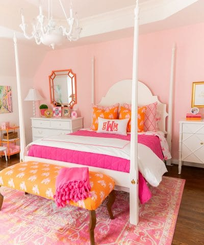 Big Girl Room Reveal