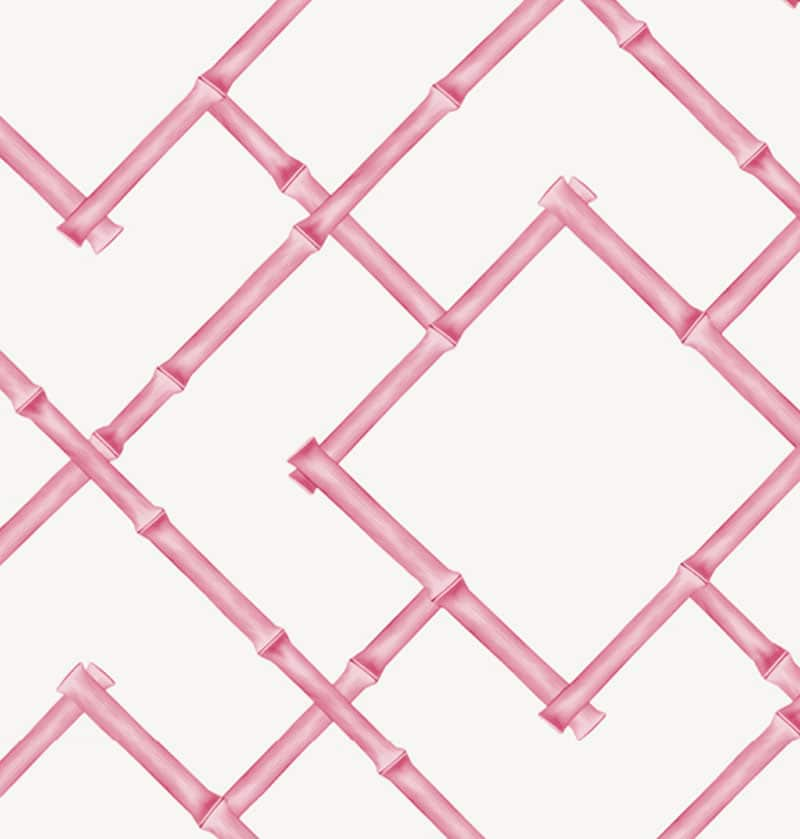 Pink Bamboo Wallpaper