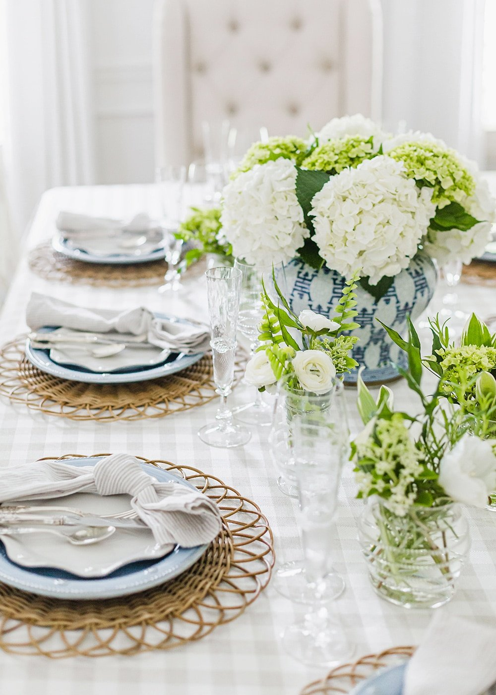 Charming Summer Tablescape Pizzazzerie