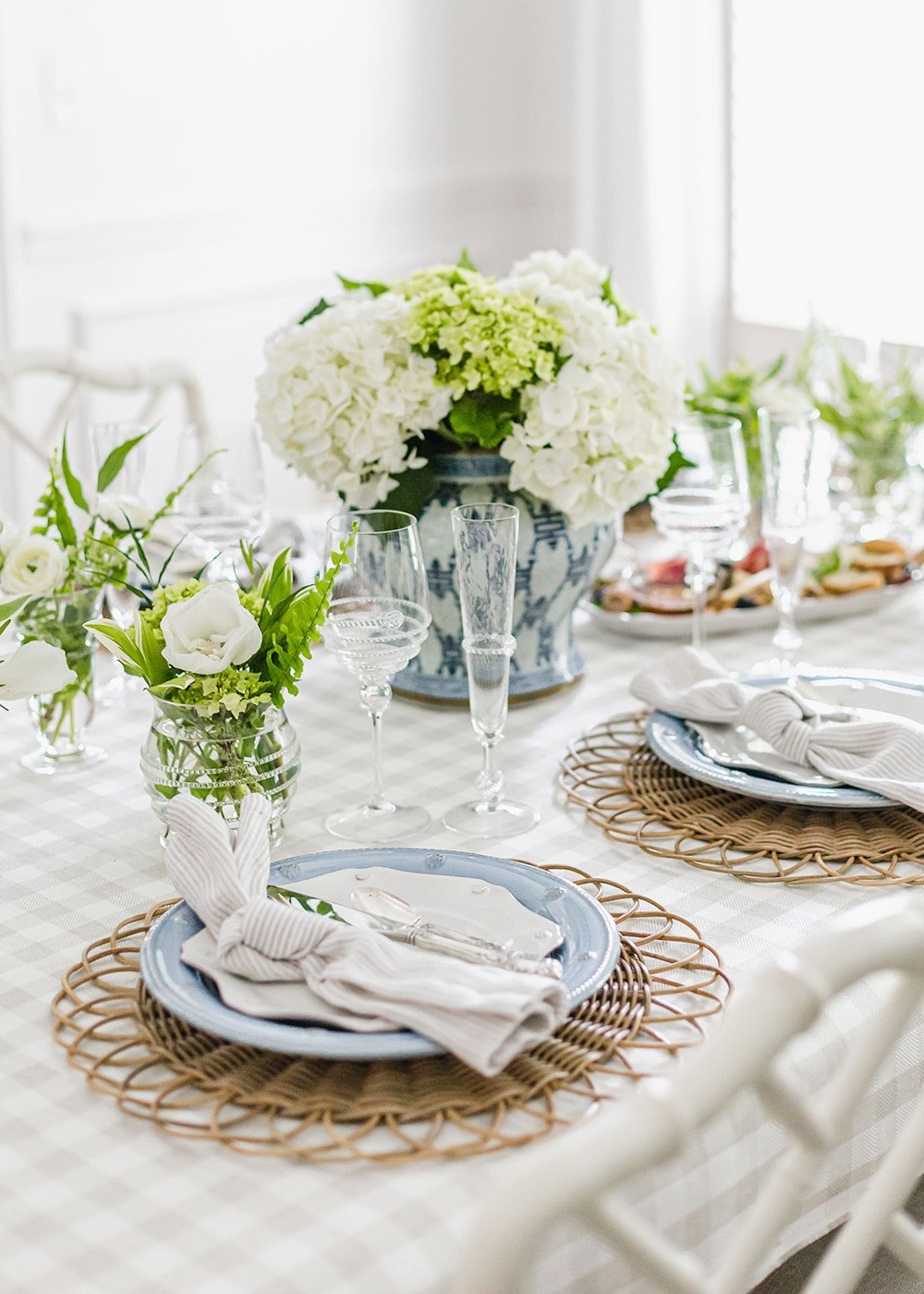Southern Summer Tablescape