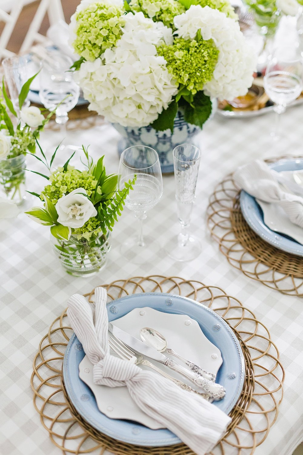Southern Entertaining Tablescape