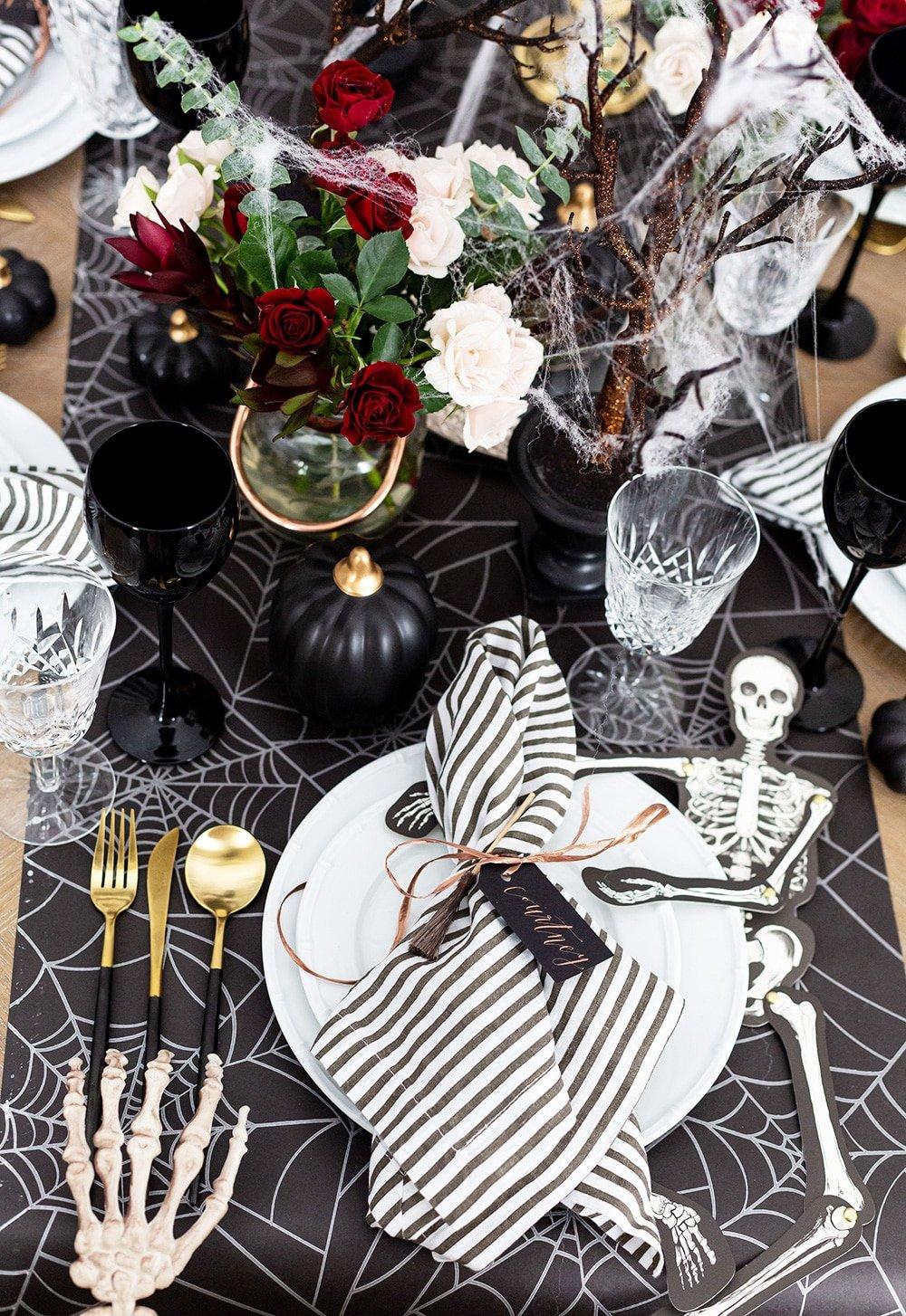 Halloween Tablescape