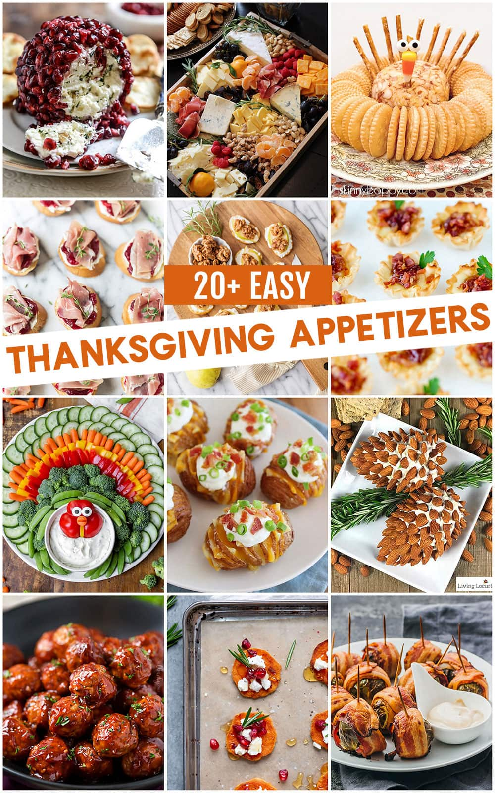 Easy Thanksgiving Appetizers to Feed a Crowd!
