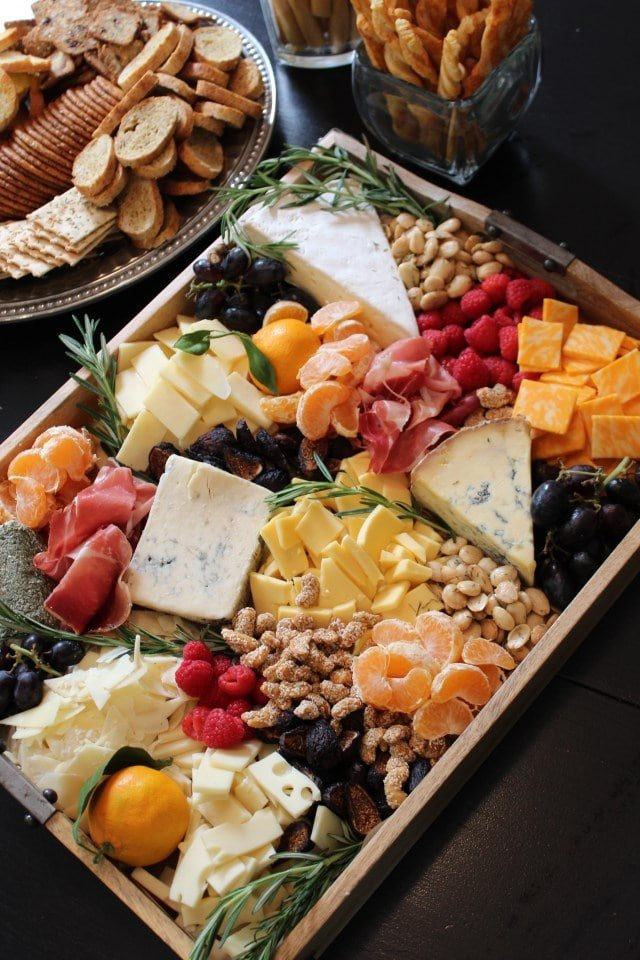 Thanksgiving Charcuterie Tray