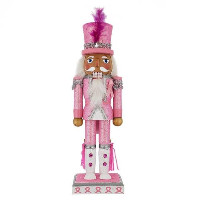 Pink Nutcracker