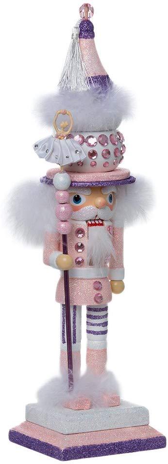 Pink Nutcracker Kurt Adler