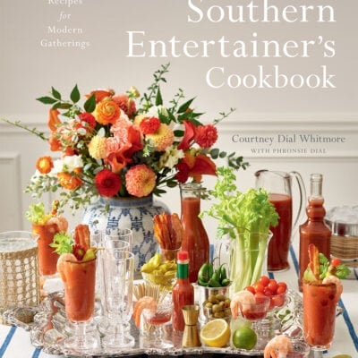 The Southern Entertainer's Cookbook by Courtney Whitmore