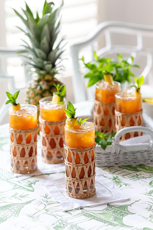 Tropical Sweet Tea
