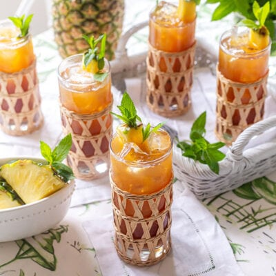 Pineapple Sweet Tea Recipe
