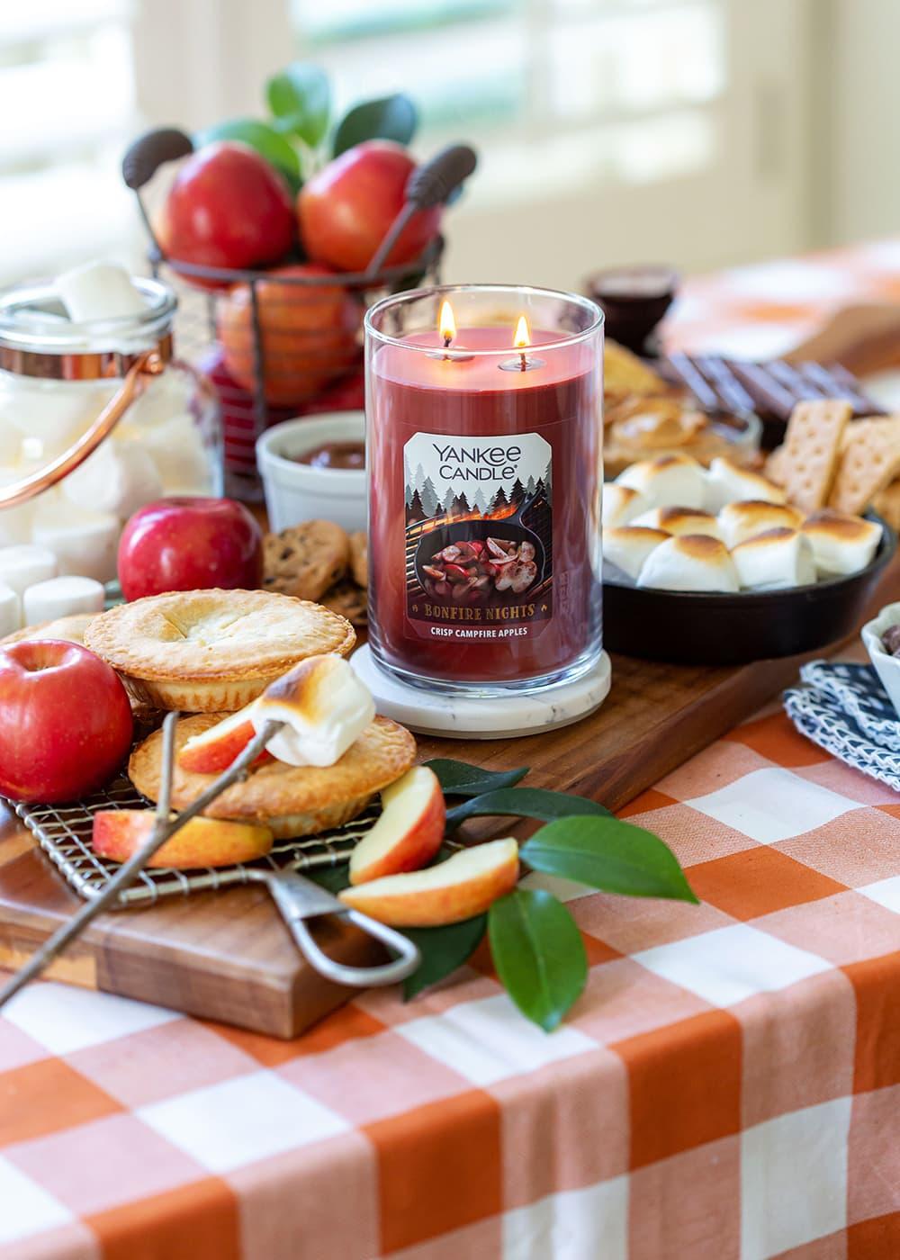 Yankee Candles Bonfire Nights