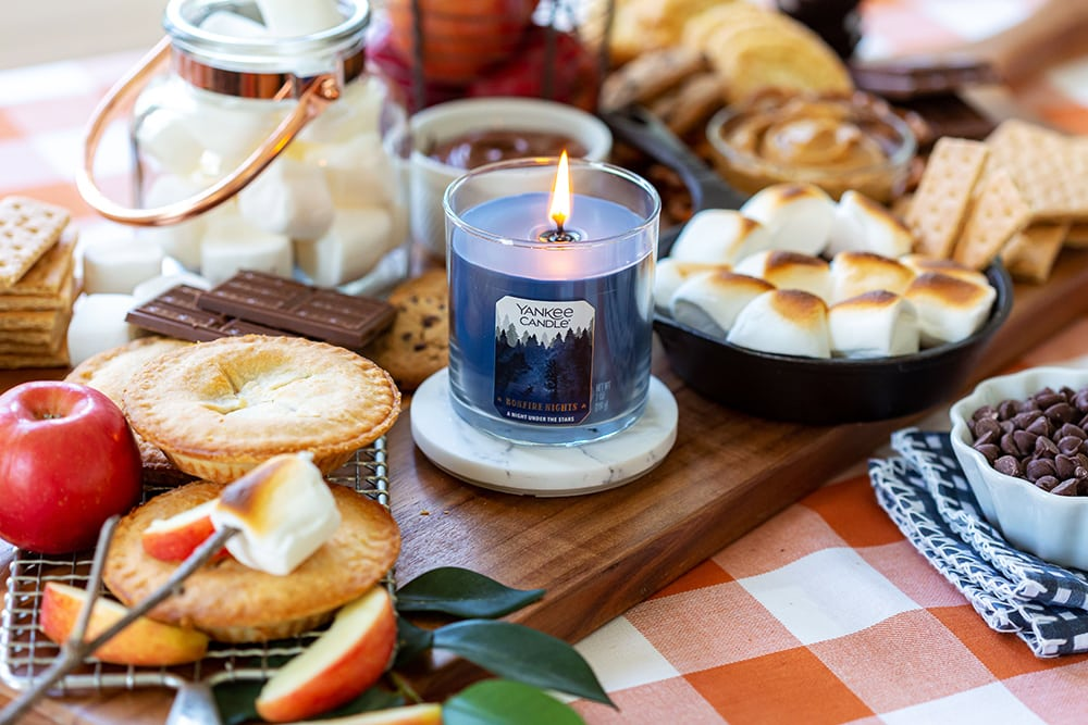 Bonfire Nights Candles