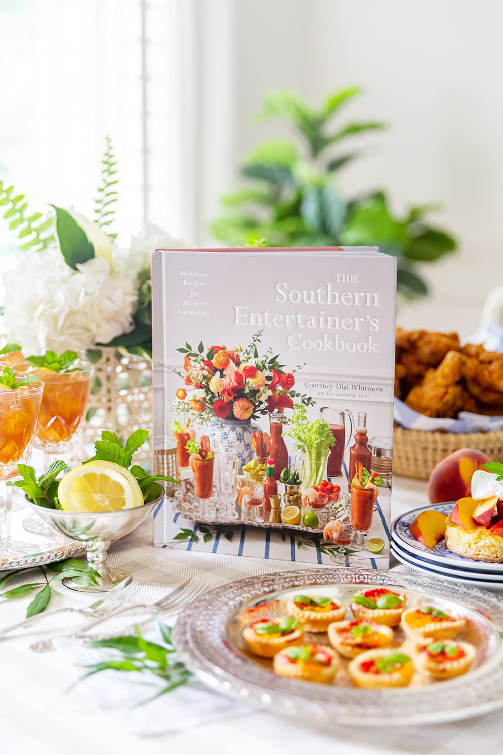 The New Book is HERE! The Southern Entertainer's Cookbook