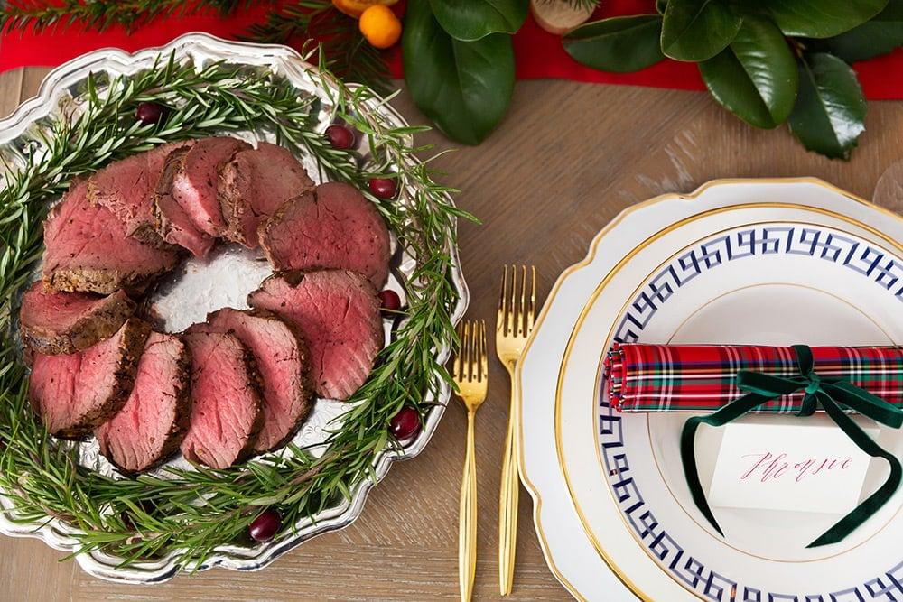 Beef Tenderloin Roast Christmas