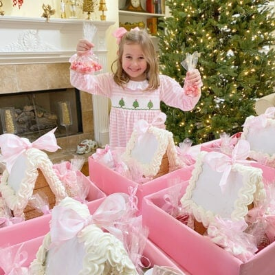 Gingerbread Houses To-Go