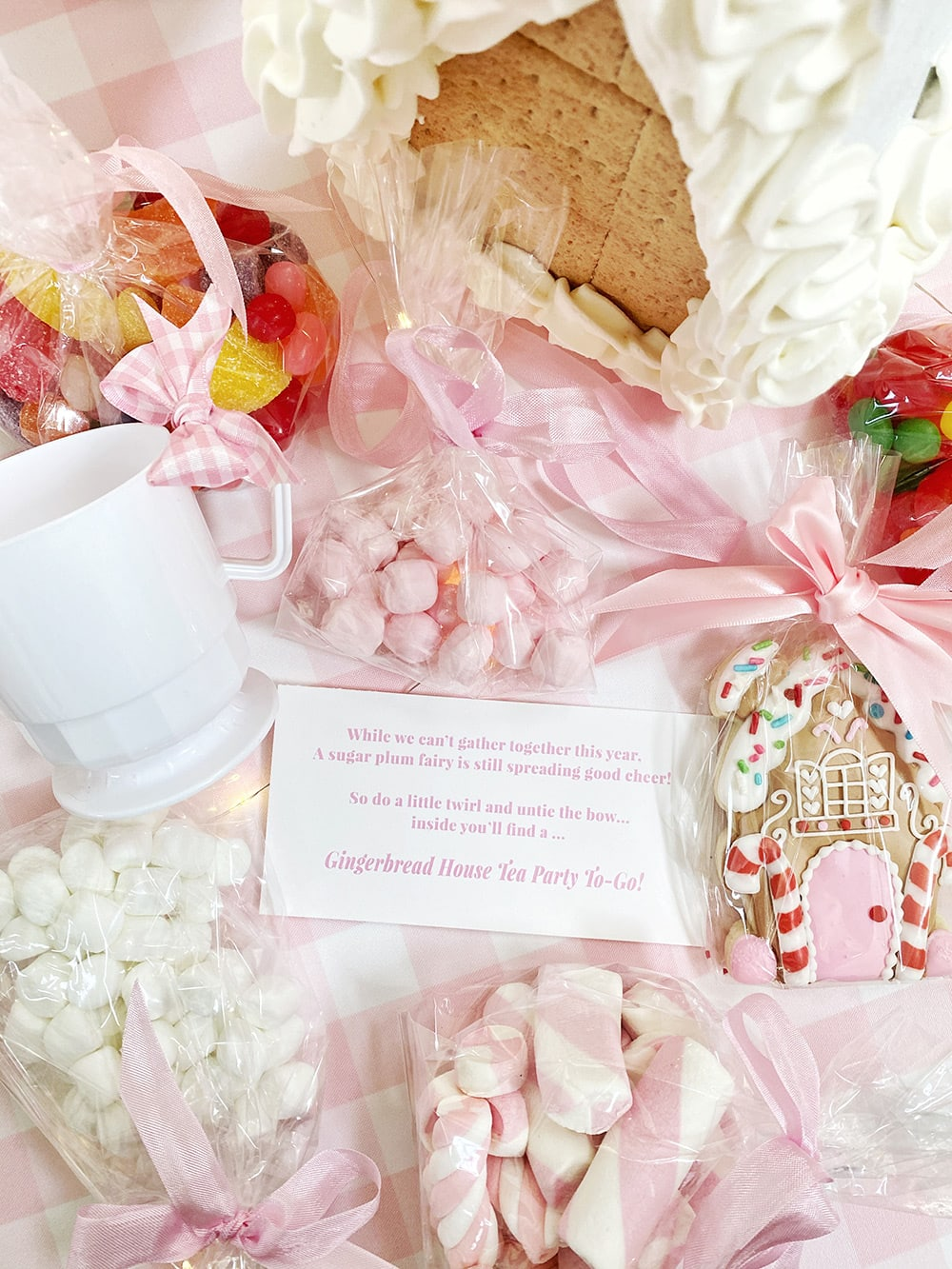 Gingerbread House Party Kit