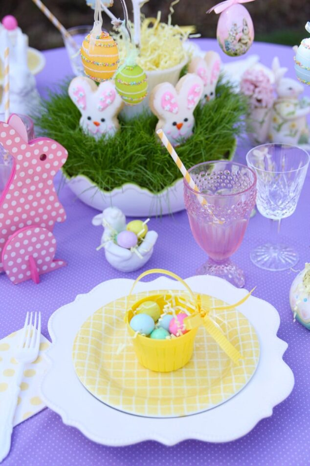 Easter Kids Table