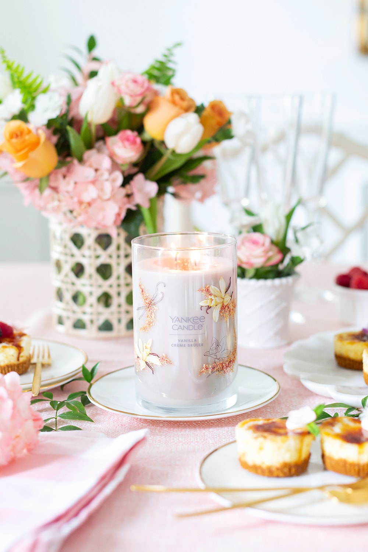 Yankee Candle Crème Brulee