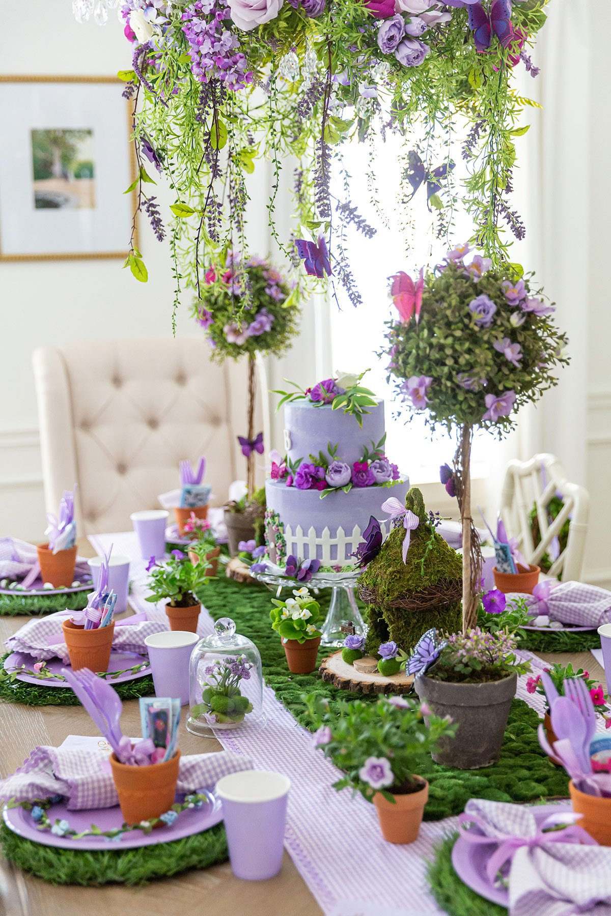 Enchanted Garden Party