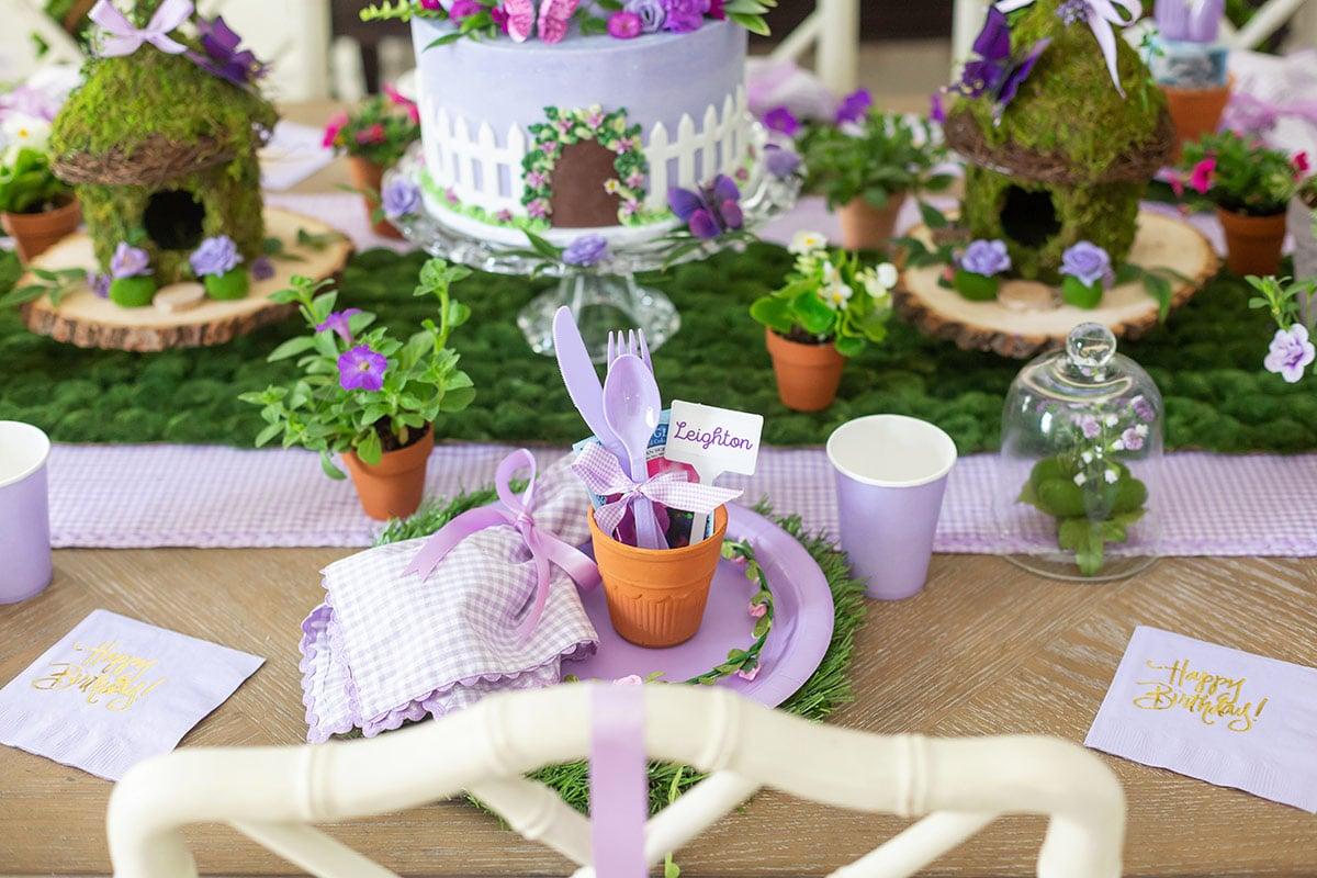 Children's Gardening Party