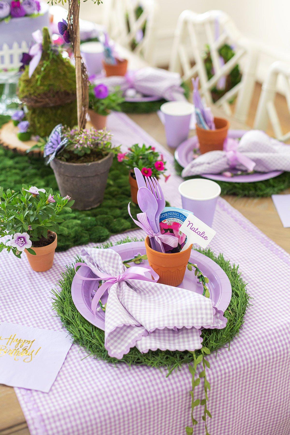 Children's Fairy Garden Party Details