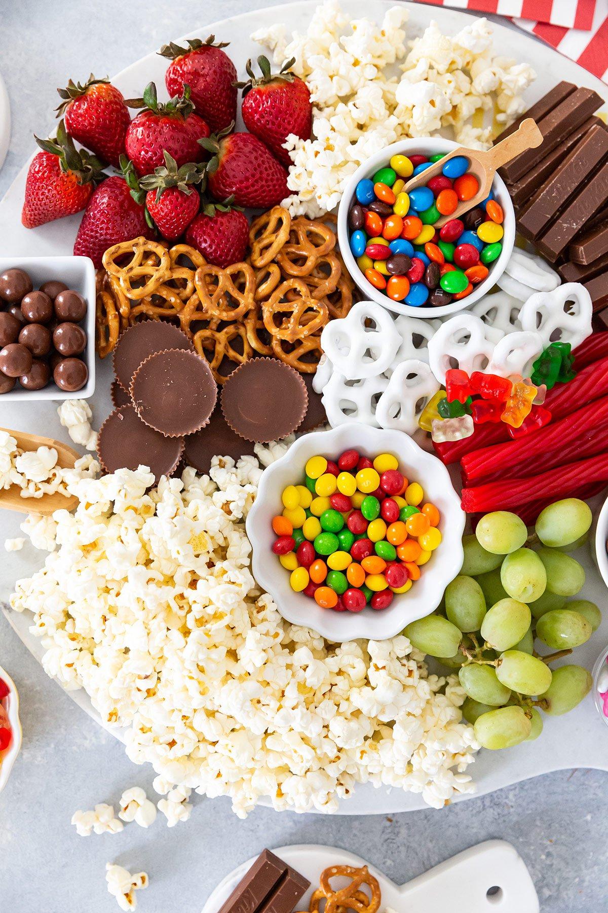 Favorite Movie Night Snacks