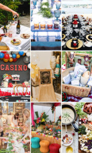 Best Party Themes for Adults List
