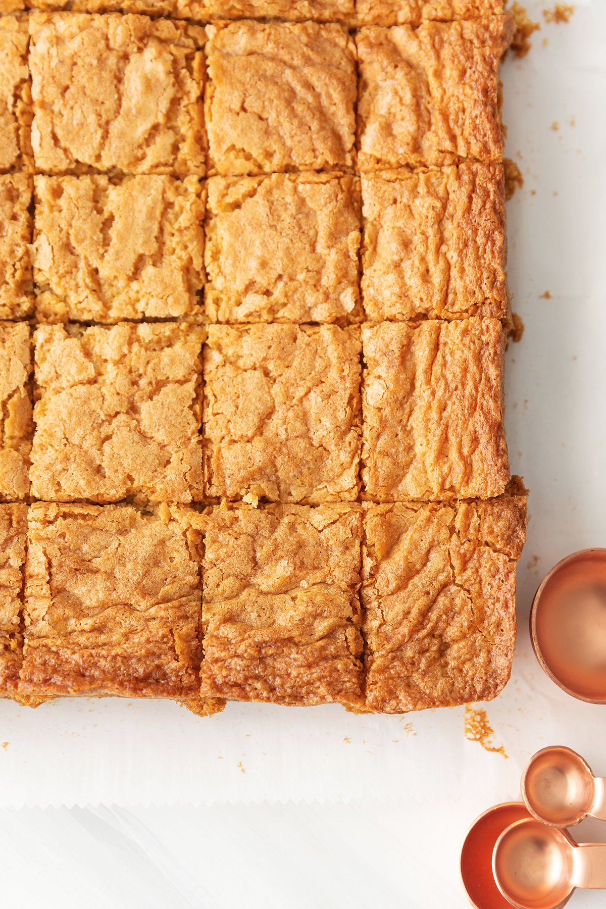 The Best Butterscotch Brownies