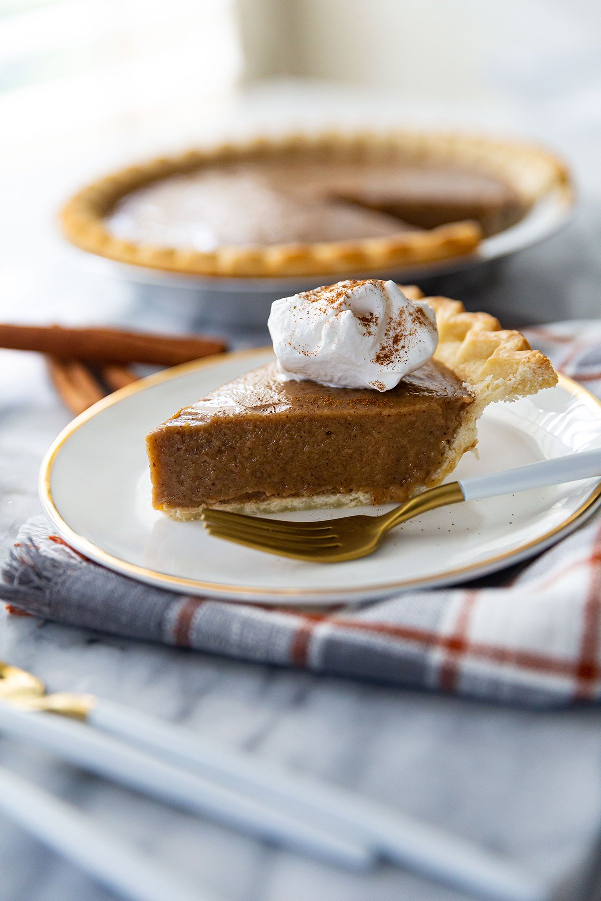 Butterscotch Cinnamon Pie Undertale