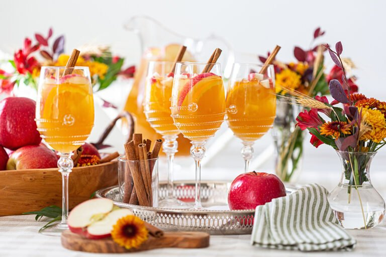 Spiked Apple Cider Punch