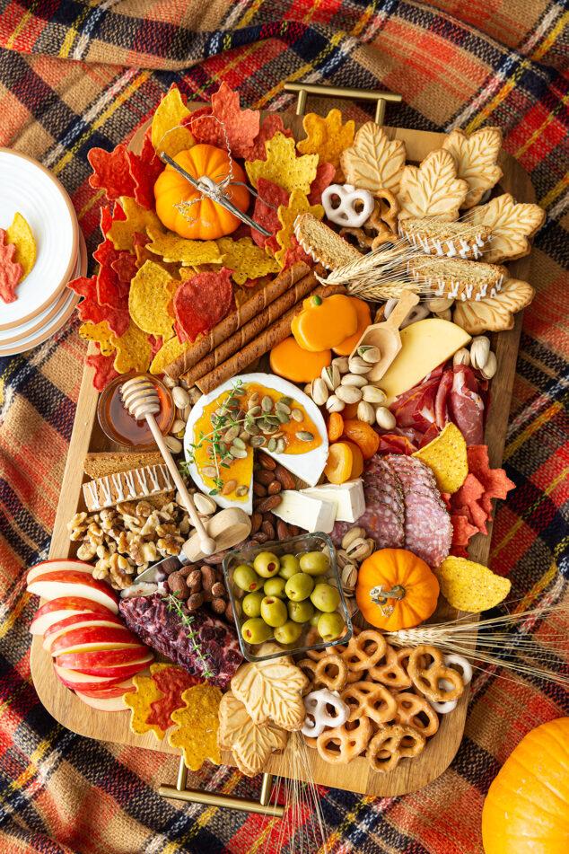 Thanksgiving Charcuterie Board