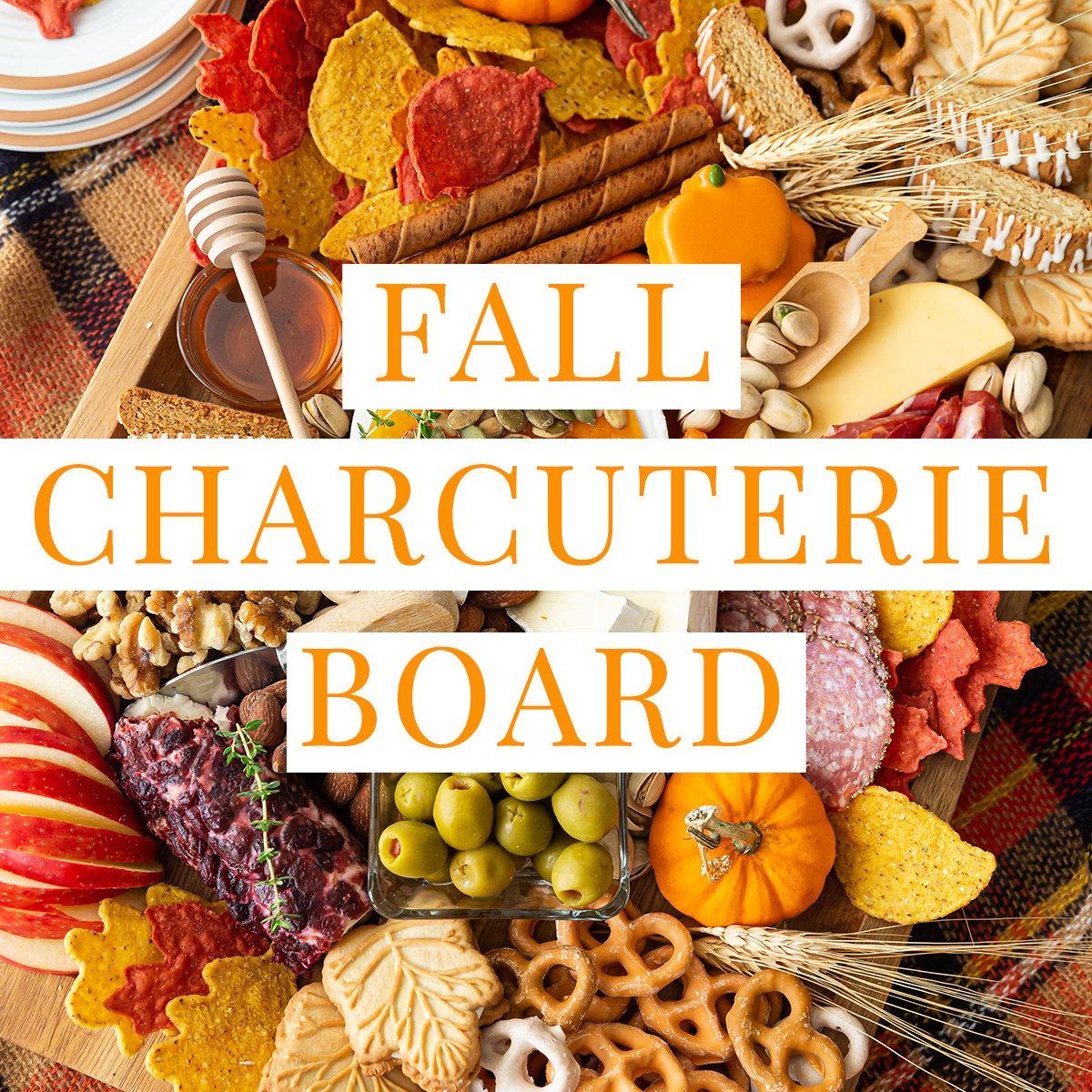 Fall Charcuterie board Ideas